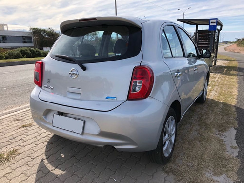 nissan march 1.6 automático extra full