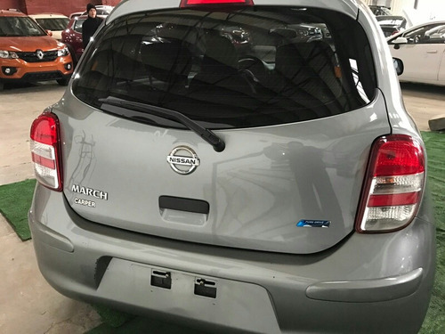 nissan march 1.6 ext. full excelente, finan. 100% 48 cuotas