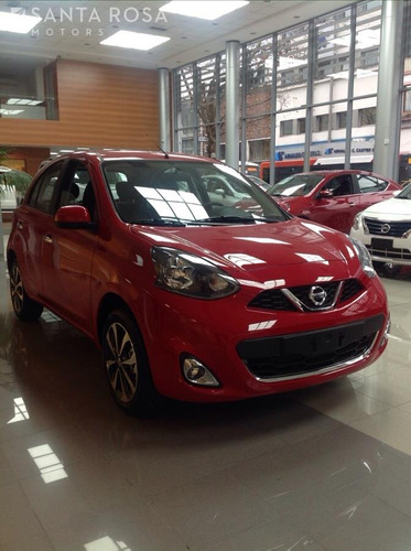 nissan march advance 2018 0km