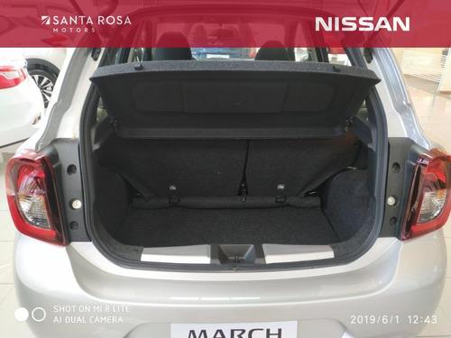 nissan march advance 2019 0km