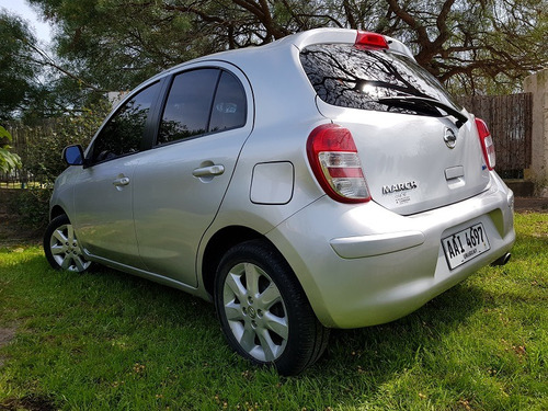nissan march extra full 2013 48000 km