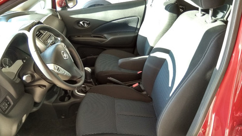 nissan note 1.6 sense y advance mt