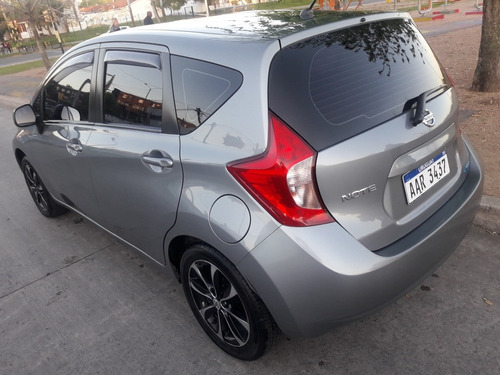 nissan note automatico