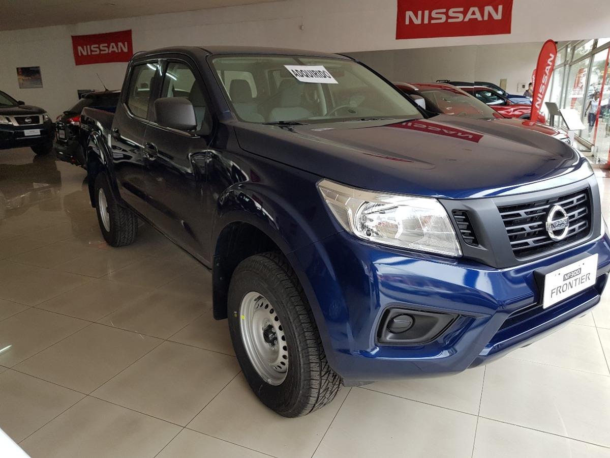 Nissan Np300 Frontier S 2.5 - Diesel 4x4 - U$S 44.884 en ...