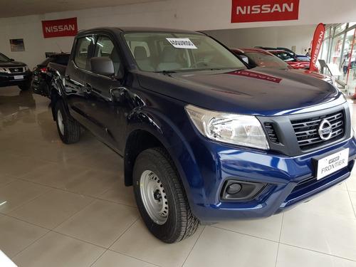 nissan np300 frontier s 2.5 - diesel 4x4