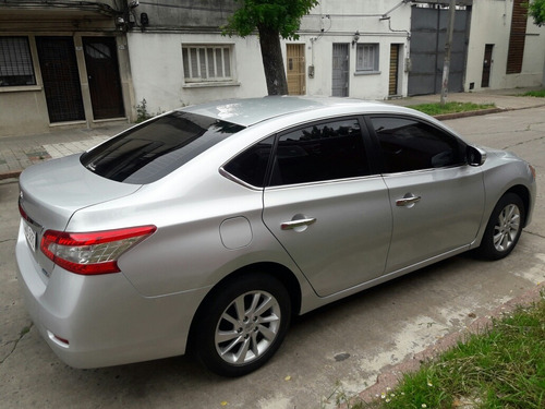nissan sentra 1.8 advance mt 2013