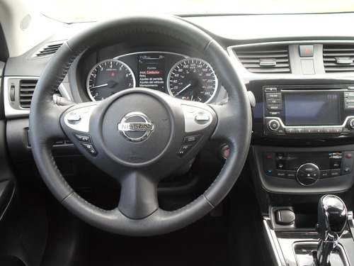 nissan sentra 1.8 exclusive at cvt extra full