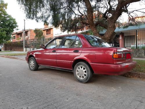 nissan sentra b13 1.6 full 1992 sedan direccion nafta super