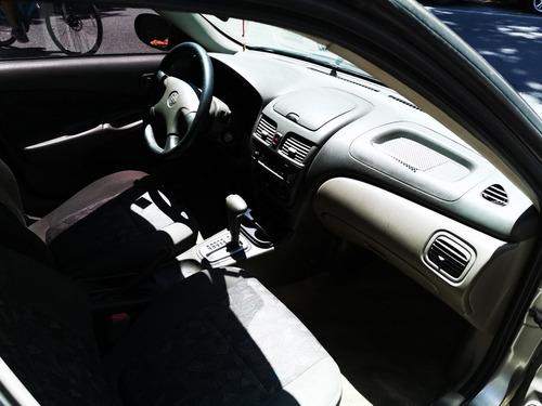 nissan sentra b15 1.6 automático