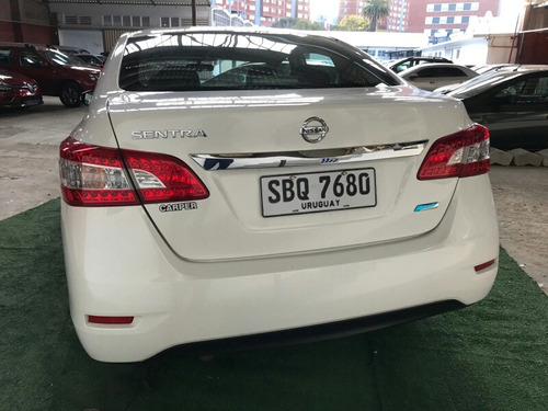 nissan sentra b17 exclusive aut. excelente 48 cuot. s/entr
