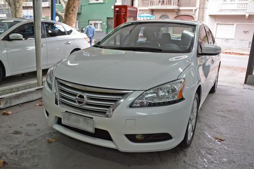 nissan sentra b17 exclusive automatico