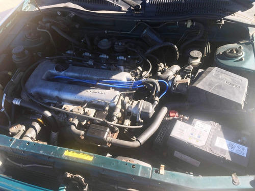 nissan sentra gsr 2000 impecable!!