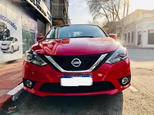 nissan sentra sr 4.000 km automático 2019 retira u$d 14.900