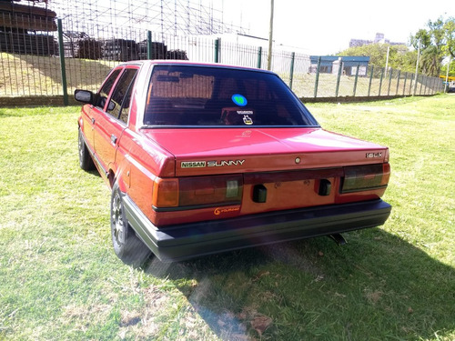 nissan sunny 1.7 diesel unico dueño e inmaculado!!!