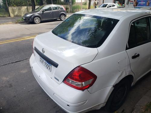 nissan tiida 1.8 drive sedan mt