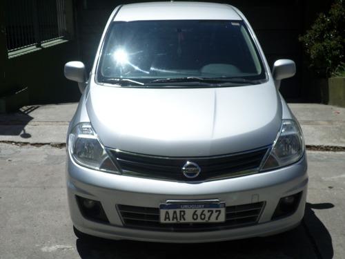 nissan tiida 2010 automatico
