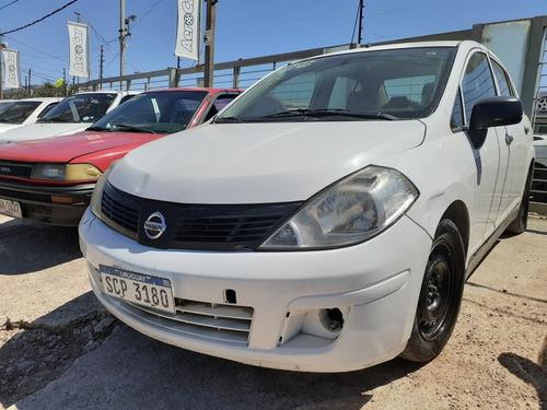 nissan tiida sedan ex taxi / aerocar