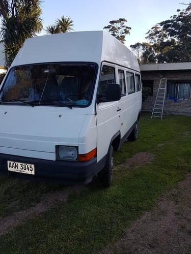 nissan trade furgon 1993