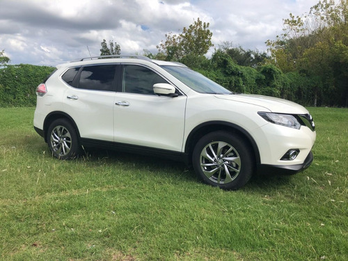 nissan x-trail 2.5 exclusive 3 row cvt descuenta iva