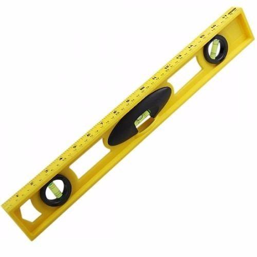 nivel de resina estructural 60 cm stanley cod 42-468