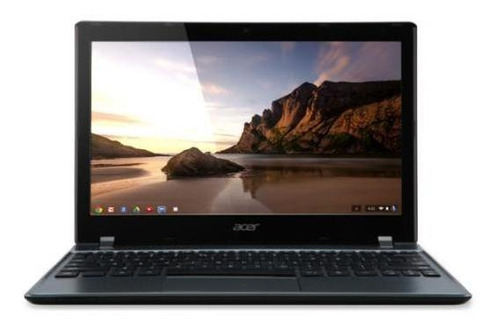 notebook acer 11.6 dual core 1.1ghz 320gb 2gb ram chrome os