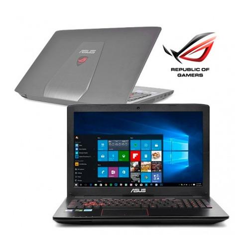 notebook asus rog i7/1tb/8gb/960m 2gb/15.6  fhd/dvdrw/win10