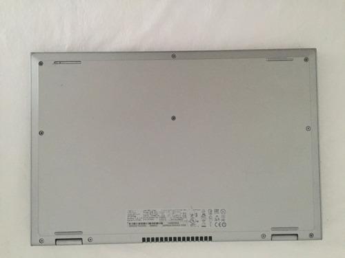 notebook dell 2 in 1 7000 series 500gb, 8gb de ram 13 pulgad