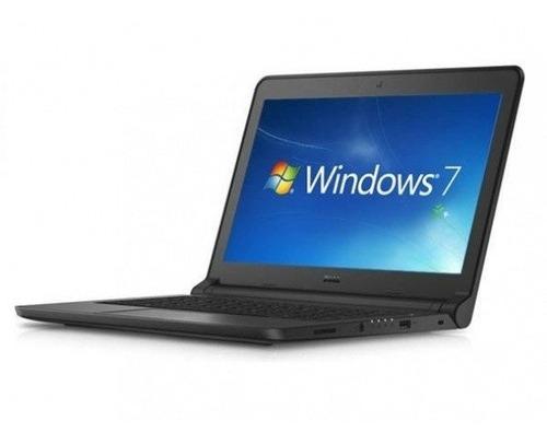 notebook dell 3340  core i3 + 4gb ram + 500gb + regalos
