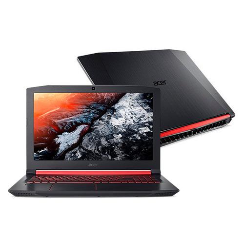 notebook gamer acer nitro 15.6' core i5 1tb 8gb gtx1050 loi