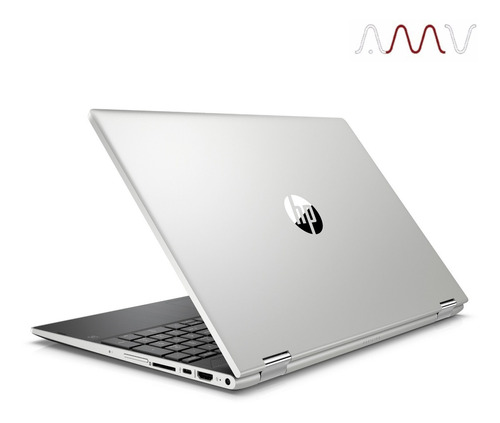 notebook hp 2en1 x360 15,6 i3-8130u 4gb 1tb+16gb optane amv