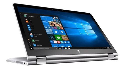 notebook hp i5-7200u 8gb-1t win10, sin función touch screen