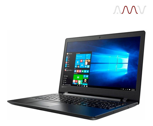 notebook lenovo 15,6 hd a6 4gbram 500gb radeon r4 nueva! amv