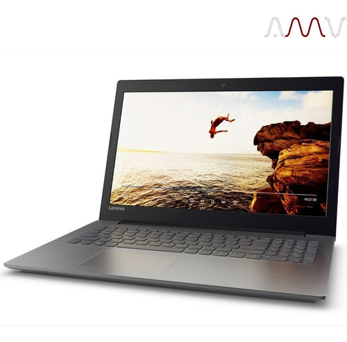notebook lenovo ideapad 320 15,6 hd n3350 4gb 1tb win10 amv