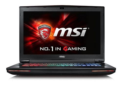 notebook msi gamer nuevo i7 16gb 256 1tb gtx1070 netpc
