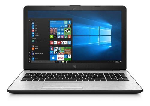 notebook nueva hp core i3 7100u 2.4ghz 4gb 1tb w10 15.6 nnet
