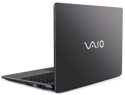 notebook vaio® fit15s 15,6 4gb 500gb core i3 freedos - negra