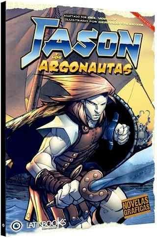 novela gráfica: jason y los argonautas nice
