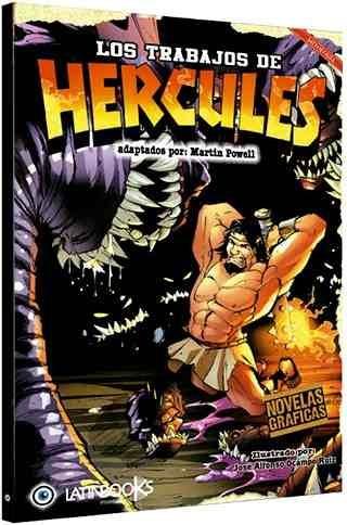 novela gráfica: los trabajos de hércules nice