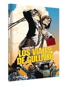 novela gráfica: los viajes de gulliver nice