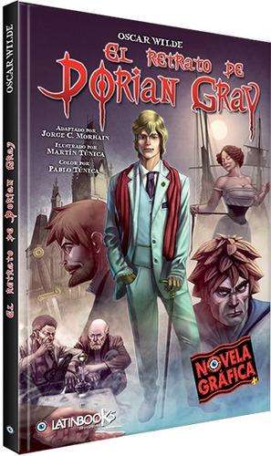novelas gráficas +: el retrato de dorian gray