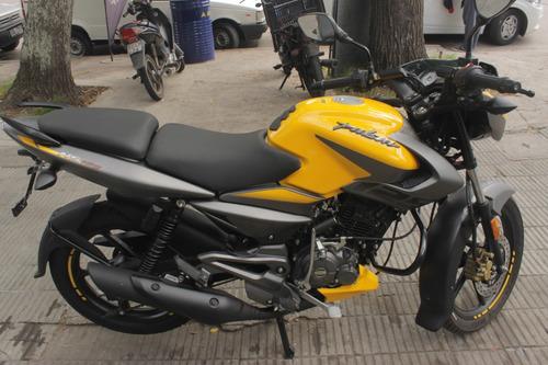 nueva bajaj pulsar 125ns 0km - nany motos