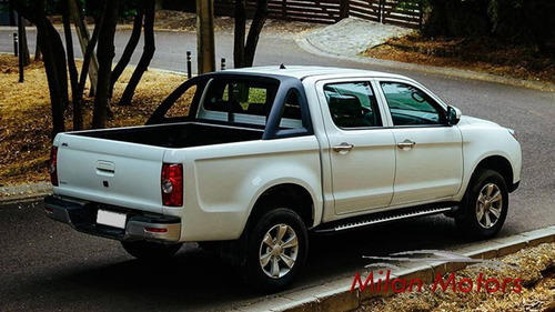 nueva camioneta pick up jac t6 0km 2018 financio