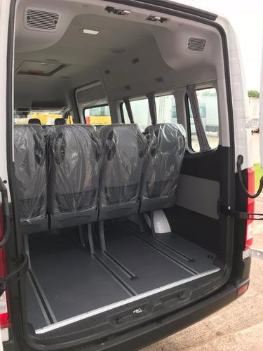 nueva hyundai h-350 escolares, 15 y 17 pasajeros extrafull