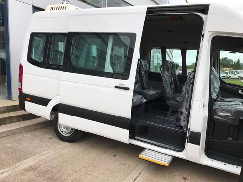 nueva hyundai h-350 pasajeros 15 y 17 extrafull
