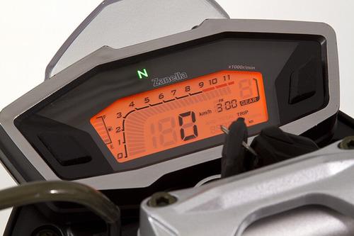 nueva moto zanella rz3 naked rz 3 0km urquiza motos