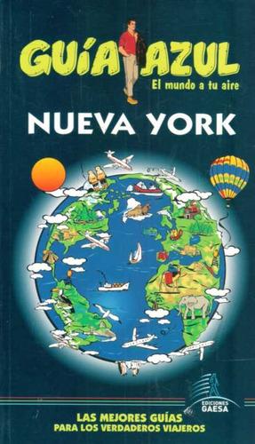 nueva york, guía azul