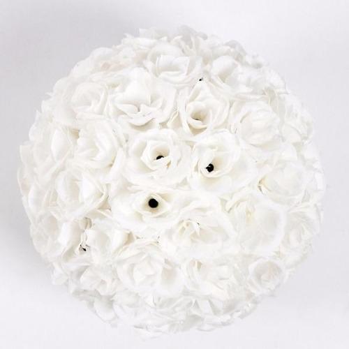 nuevo 9.84 pulgadas boda decoración romántica super flor bes