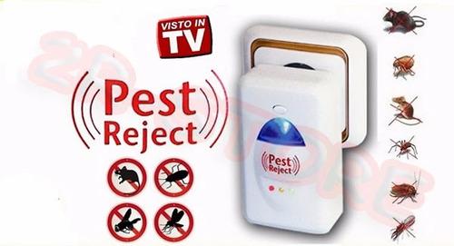 nuevo anti insectos y roedores electrónico pest repeller vid