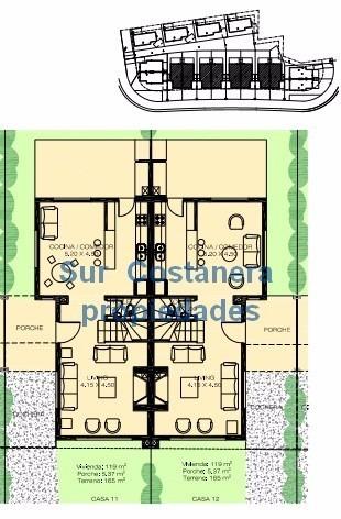 nuevo barrio cerrado barra de carrasco prox parque miramar