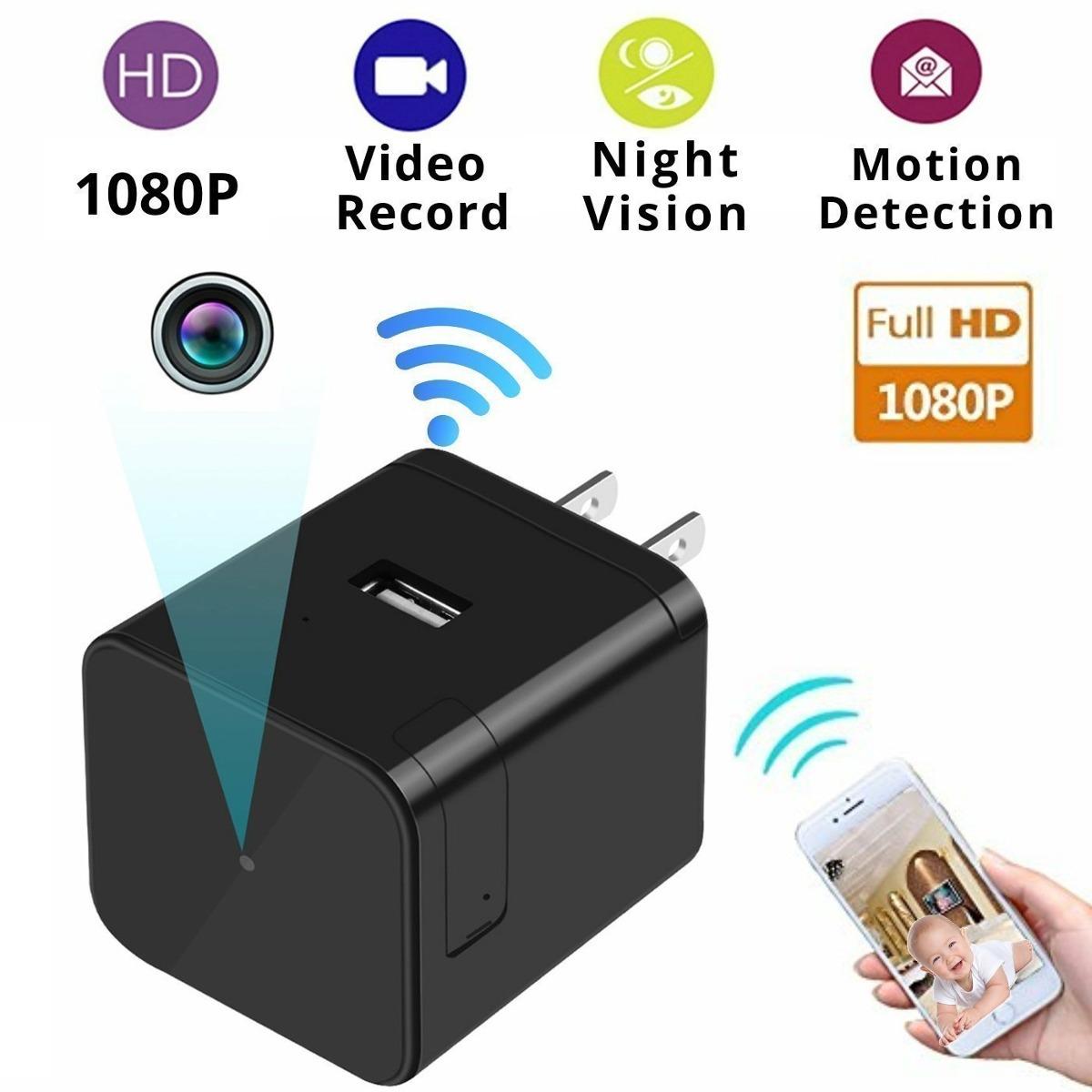 31151d290c Nuevo Cámaras De Seguridad Para El Hogar Wifi Niñera Cam. - U$S 100 ...